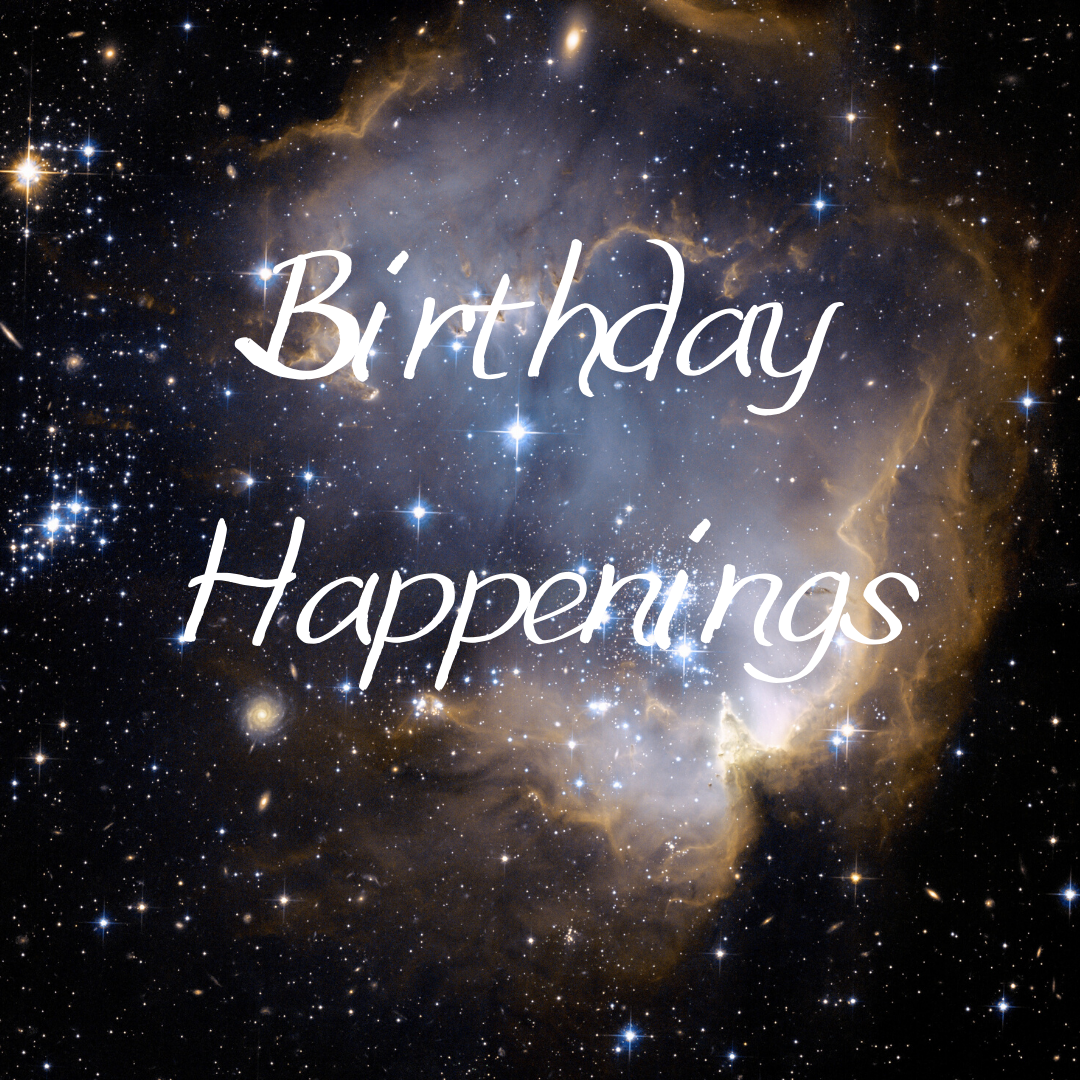 Birthday Happenings 2021